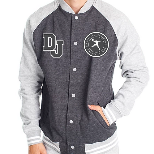 DJ Sports Varsity Jacket