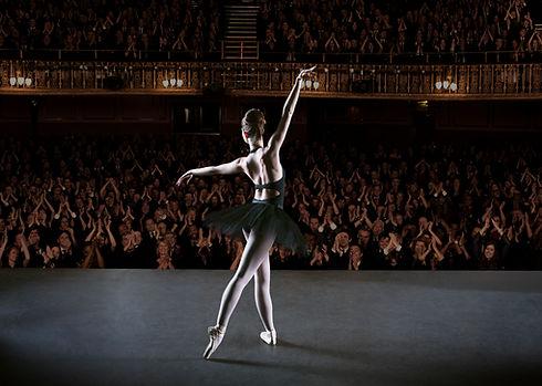 Ballett-Leistung