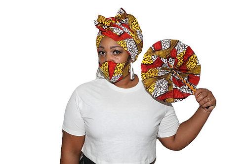 FOLA Bonnetwrap Set