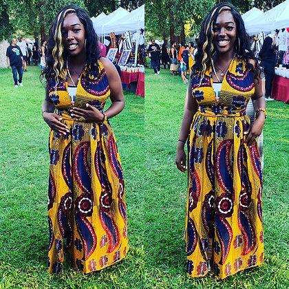 fatima multiway wrap dress
