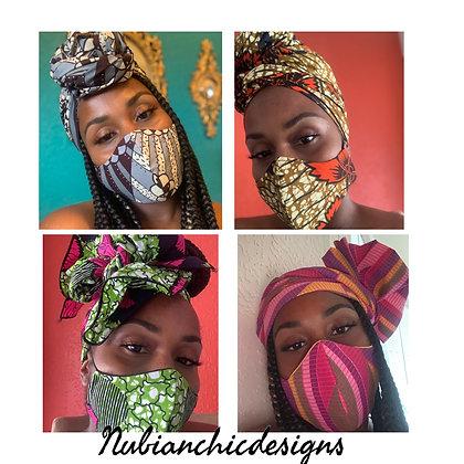 Queendom mask sets