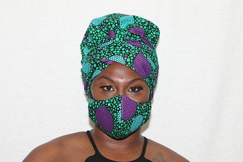 FOLAKE Bonnet Headwrap only