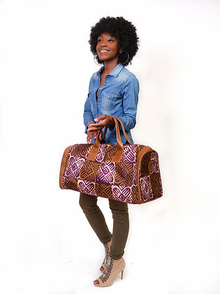 Calabar travel bag