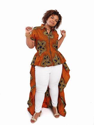 Tilewa shirt dress