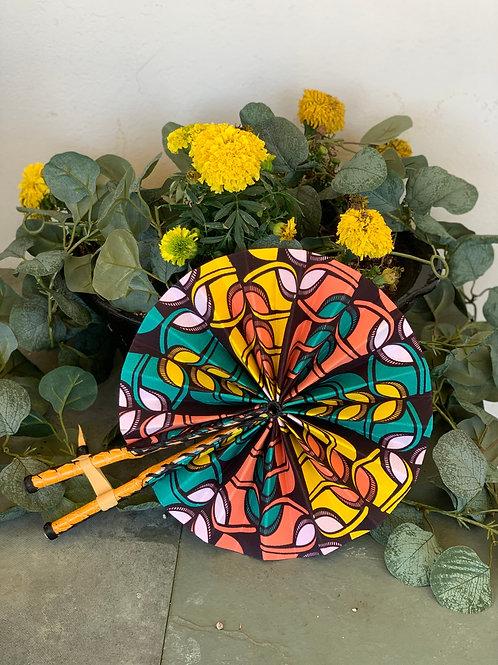 AMALA Foldable Fan
