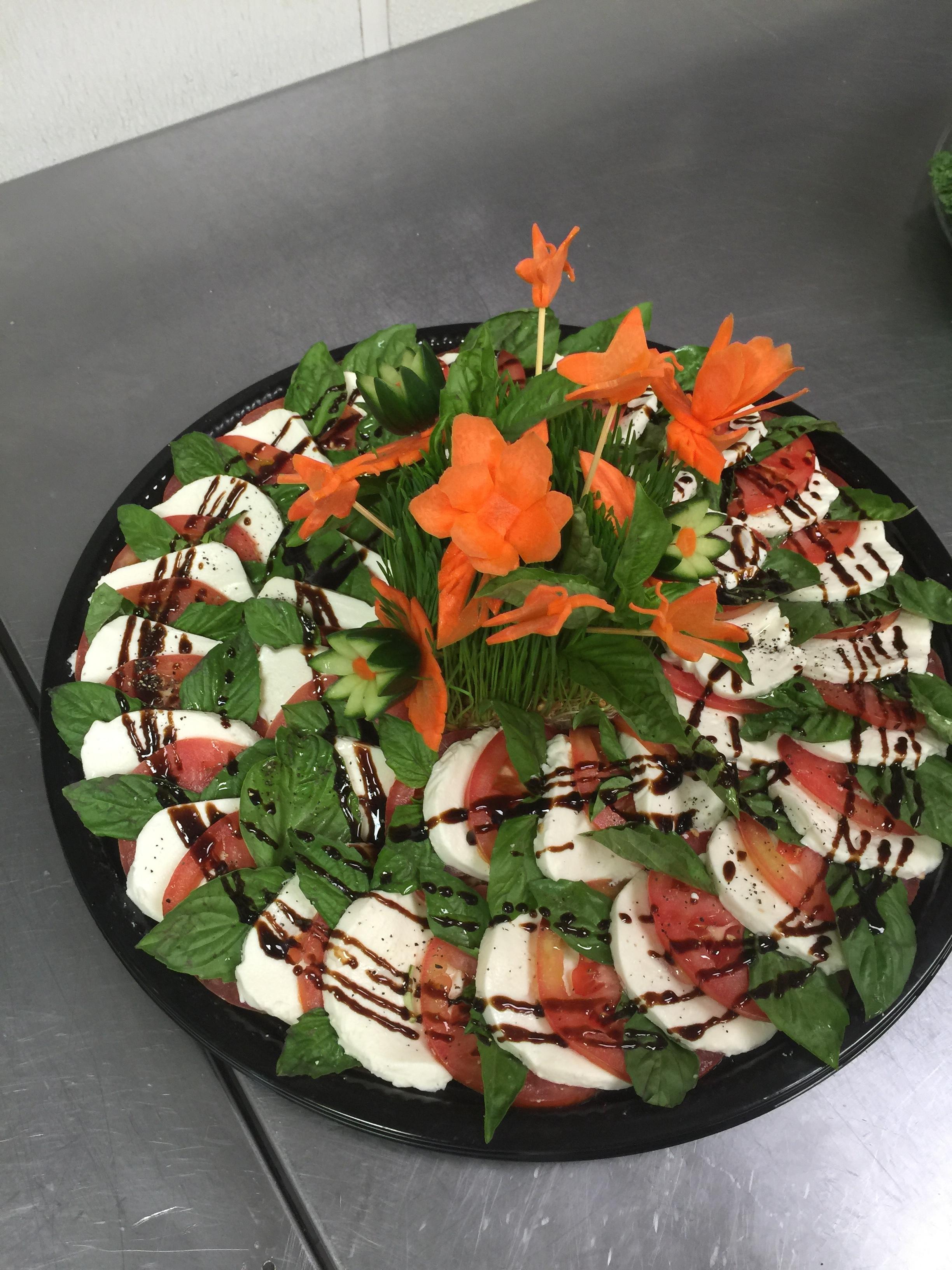 caprise plate