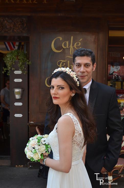 Maryam & Hamid
