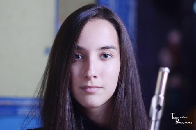 portrait musicienne