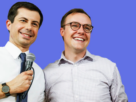 GW Gets a Visit from Chasten Buttigieg