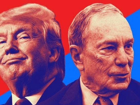 Bloomberg Dominates Trump Rather Than The Democrats