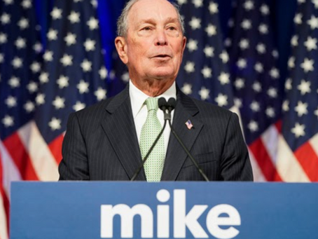 Bloomberg Announces his Candidacy
