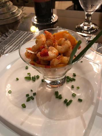 Shrimps Coctel