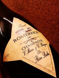 Champagner Römerhof