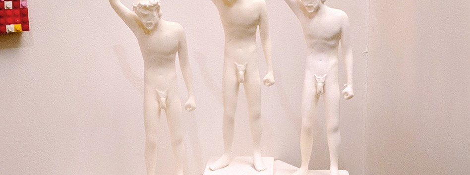 The Holy Trinity Maquette