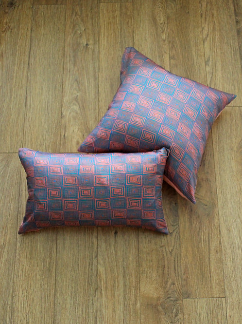 Effervescence cushion cover