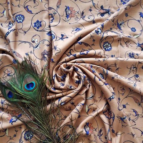Sawaii print fabric