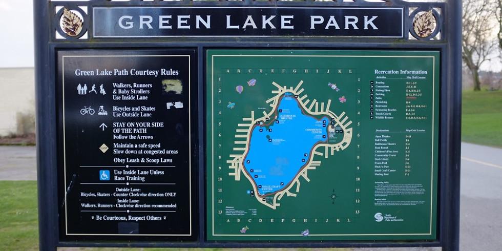 Trip to Greenlake Park