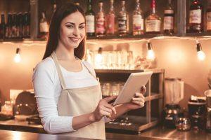 wine buyer - woman