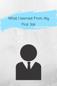 Travel and Lifestyle And First job