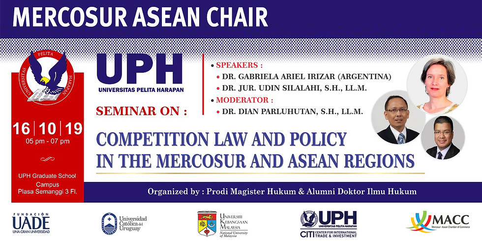 Mercosur Asean Chair UPH