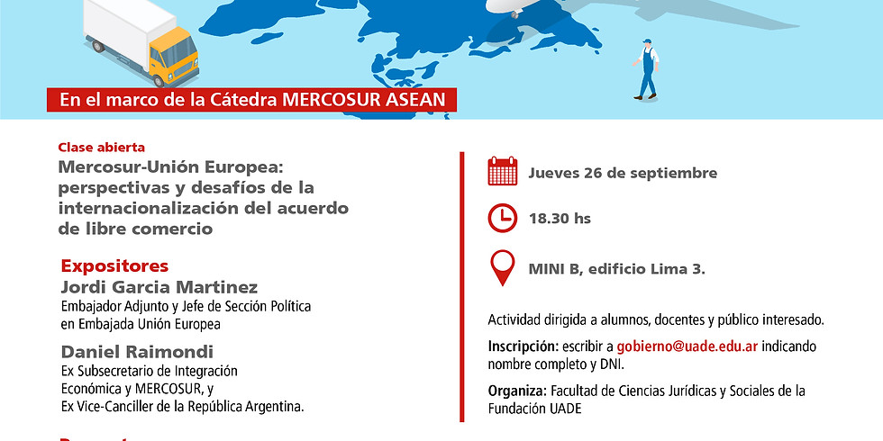Acuerdo Mercosur - Unión Europea Perspectivas