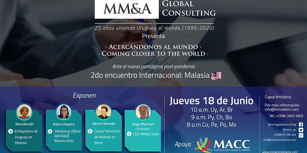 2do Encuentro Internacional: Malasia