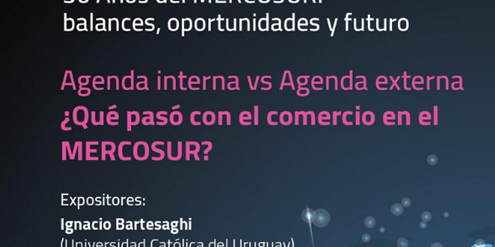30 años del Mercosur - Balances, Oportunidades y Futuro