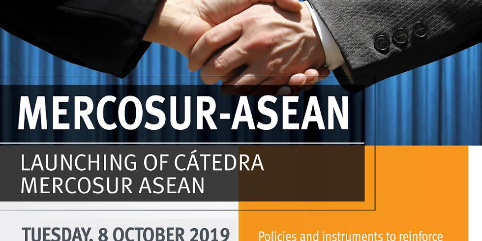 Lanzamiento Cátedra Mercosur Asean - Malasia