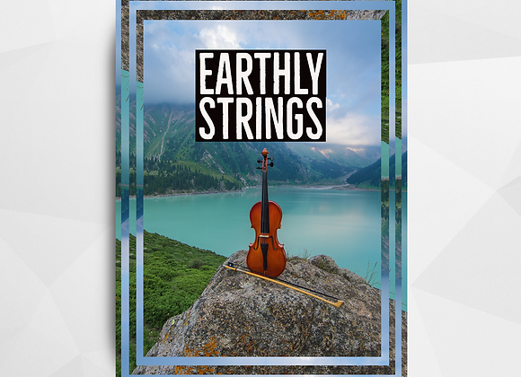 Earthly Strings: Epic Violin Loops Vol.1