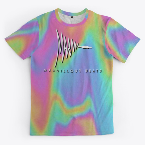 Tie-Dye Official Front