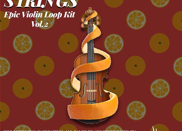 Citrus Strings: Epic Violin Loops Vol. 2