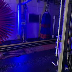 BLUE LED RGBW Tube Light