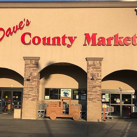 Dave's County Market Building