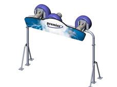 LED Lit Overhead Cover