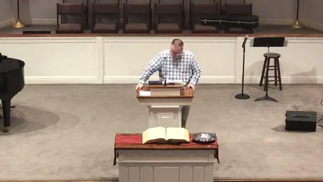 Sunday Monring Worship