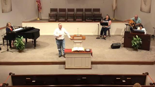 Sunday Morning Worship - PART 1