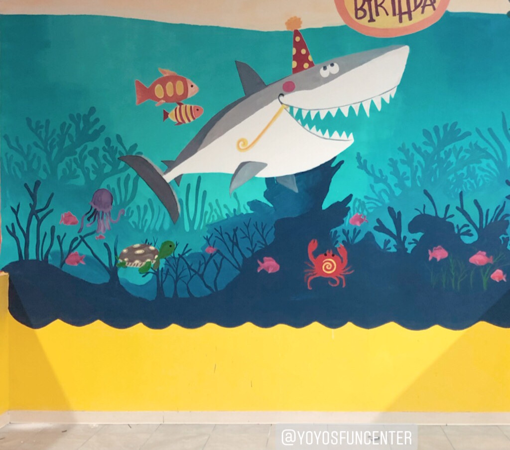 Ocean theme birthday room.jpg