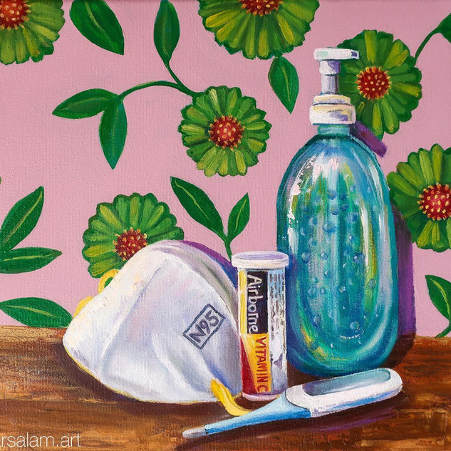 """""""Spring Cleaning""""   11x14 inch  Oil on canvas"""