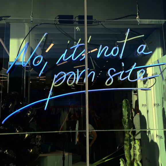 // SMUDGE - Nasty Gal Melrose Flagship Store Part 1 //