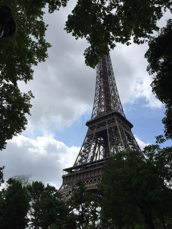 Paris: Champs-Élysées, La Tour Eiffel, and Montmartre