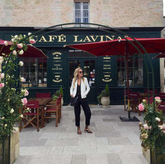 French Wine Tasting and Café Lavinal Review