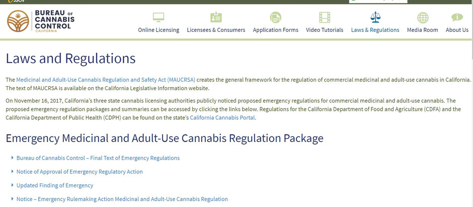 Questions About Cannabis Policy... Check out BCC
