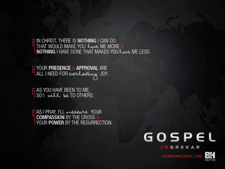 Recommended Resources: Gospel by J.D. Greear