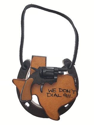 Horseshoe - We Don't Dial 911 - Texas
