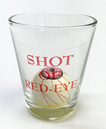 Shot Glass - Shot of Red Eye