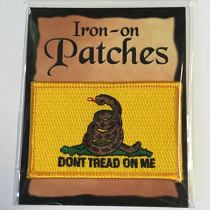 Patch - Gadsen Don't Tread On Me Flag