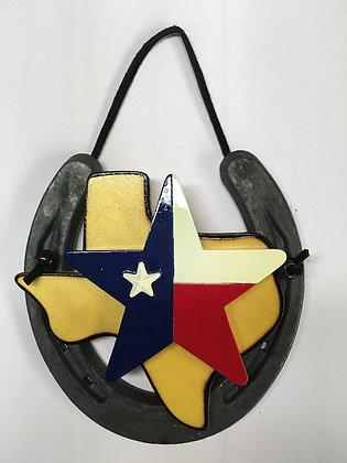 Horseshoe Star Flag