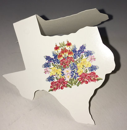 Wildflower Gift Tag