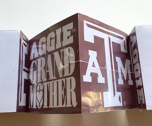 Texas A & M Aggie Grandmother