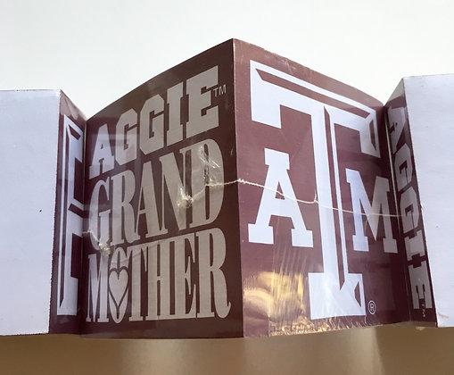 Texas A & M Aggie Grandmother